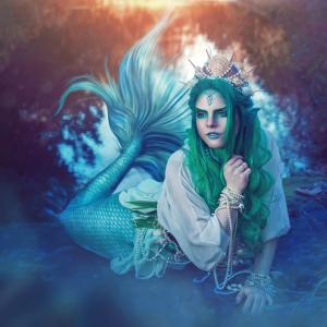 Basteltipps: Mermaid Accessoires