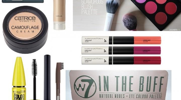 Make Up – Lieblingsprodukte