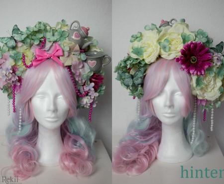 Bastelanleitung – Pastel Wonderland Headdress