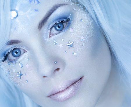 Tutorial: Winter Make Up – Eis Applikationen