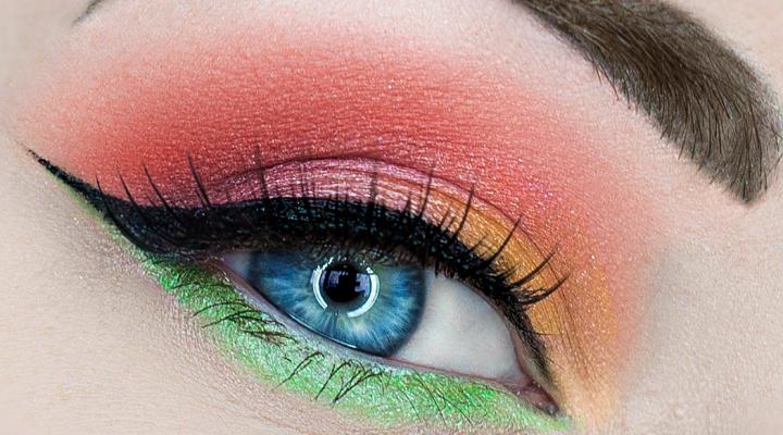 Make Up Detailaufnahmen