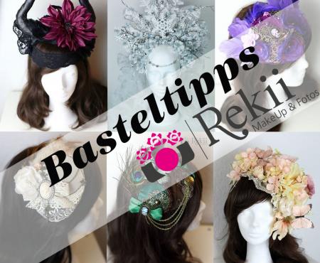 Rekiis Basteltipps: Headpieces & Accessoires