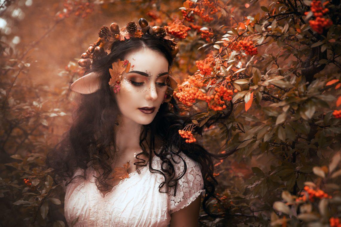 DIY: Herbstlicher Haarkranz