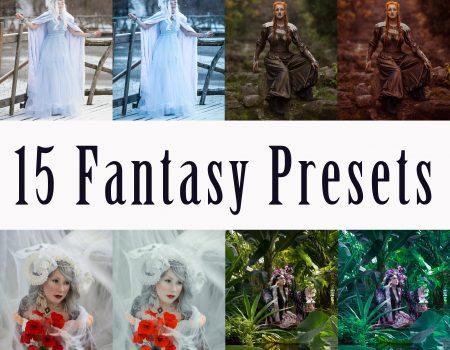Rekiis Fantasy Presets