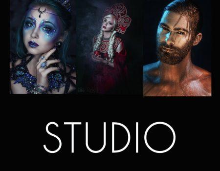 Kreative Studiosession