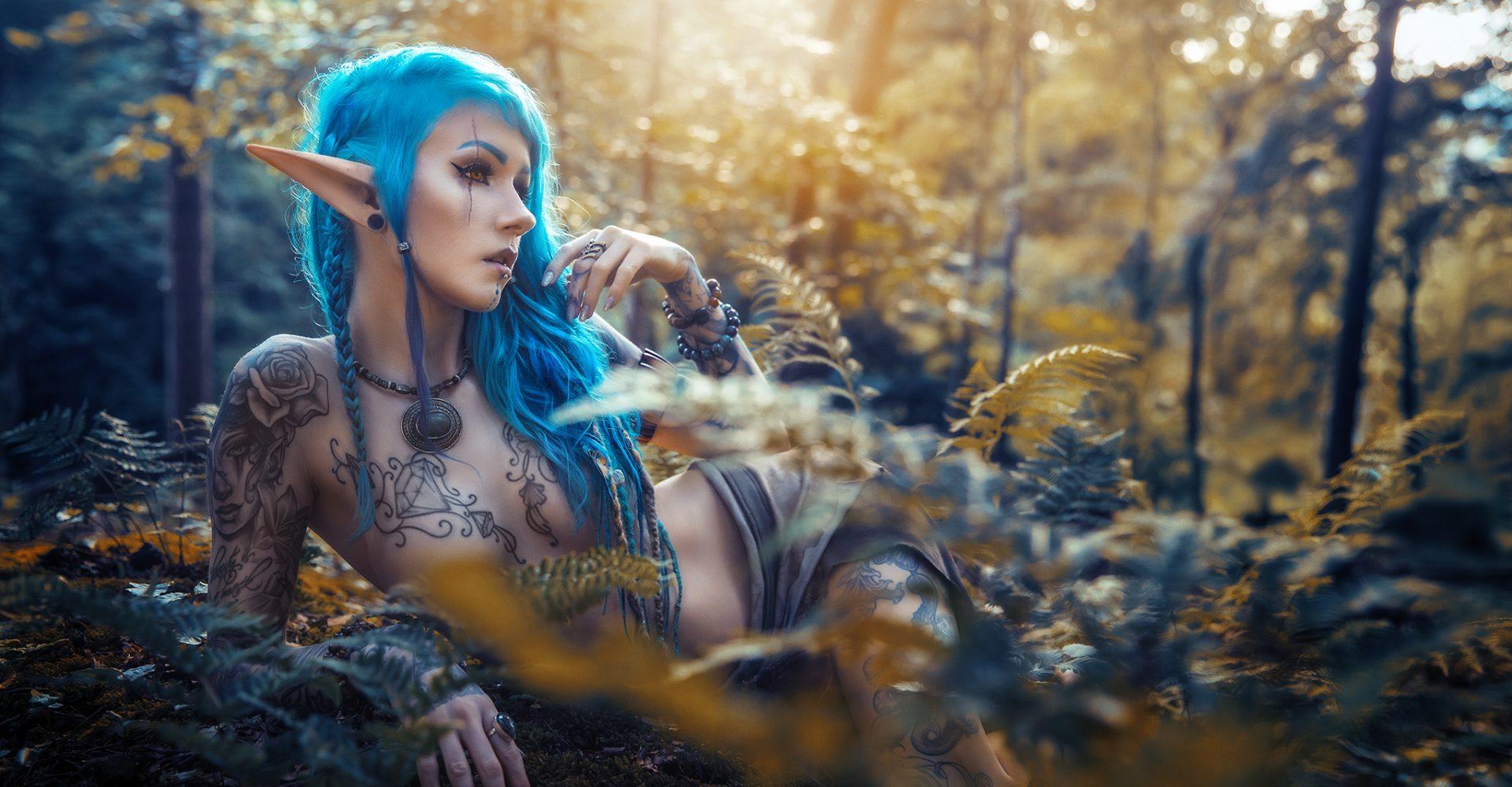 Fantasy Nude