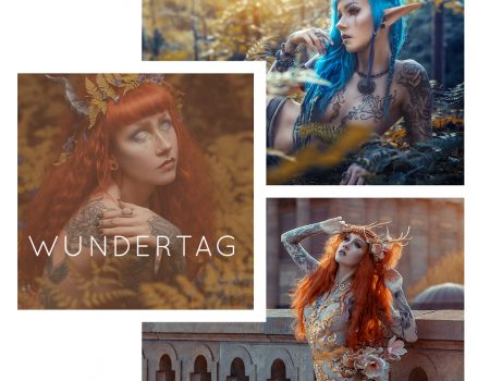 KOMPLETTPAKET Wundertag : 3 Outfits