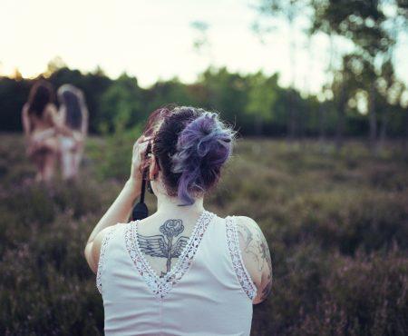 Shooting-Ausflug zur Lieberoser Heide