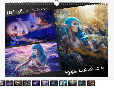 Rekira Kalender 2018
