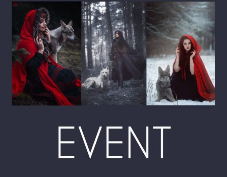 """Winter is here"" – 03.03. mit Wölfen in Cottbus feat. Sixess Photography"