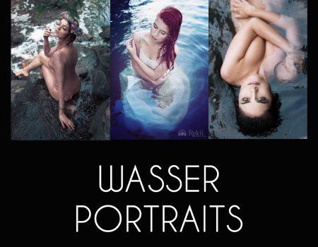 Wasser Portraits
