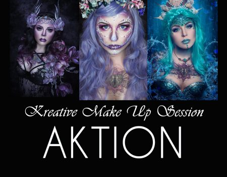 Kreative Make Up Session