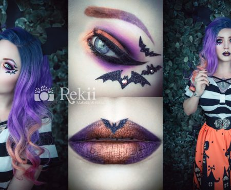 Tutorial: Crazy Bat Make Up