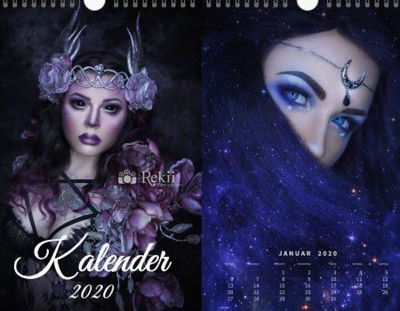 "Kalender ""Rekii"" – Limited Edition"