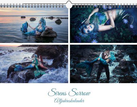 "Kalender ""Sirens Sorrow"""