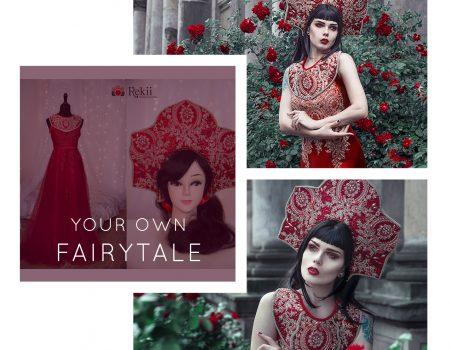 KOMPLETTPAKET your own Fairytale : 1 OUTFIT BEHALTEN