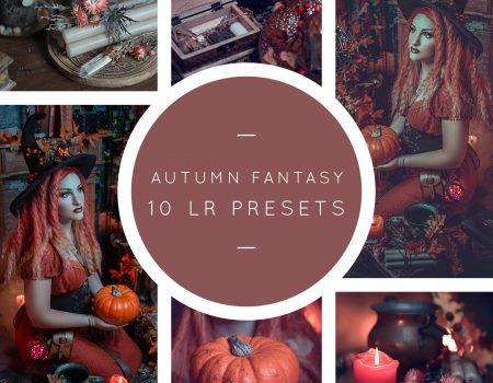 Autumn Fantasy Presets